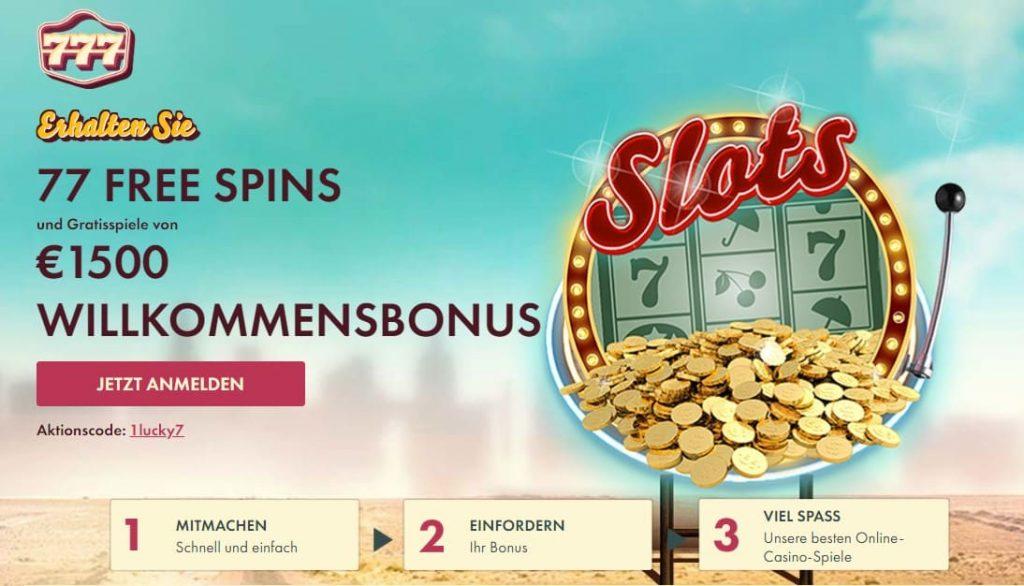 Online Casino: Spielen Online Casino & Spielautomaten - Willkommensbonus